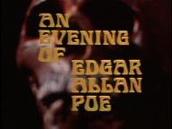 eveningofedgarallanpoe1970dvd