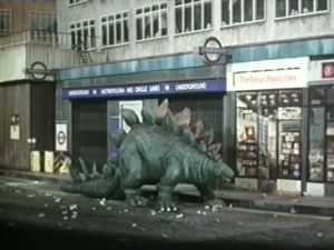 invasion of the dinosaurs 1
